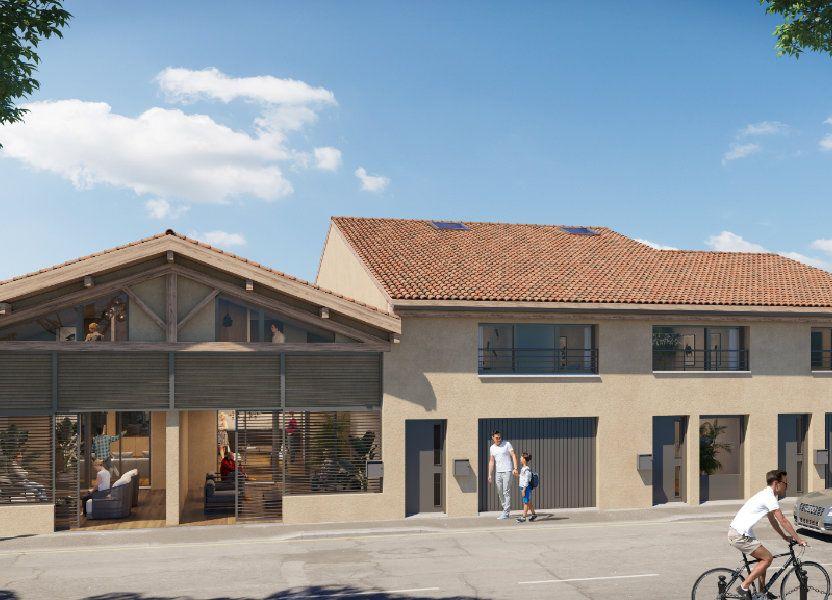 Maison à vendre 52.73m2 à Toulouse