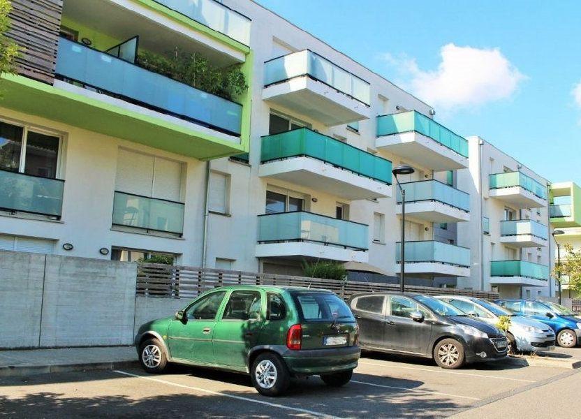 Appartement à vendre 39.37m2 à Toulouse
