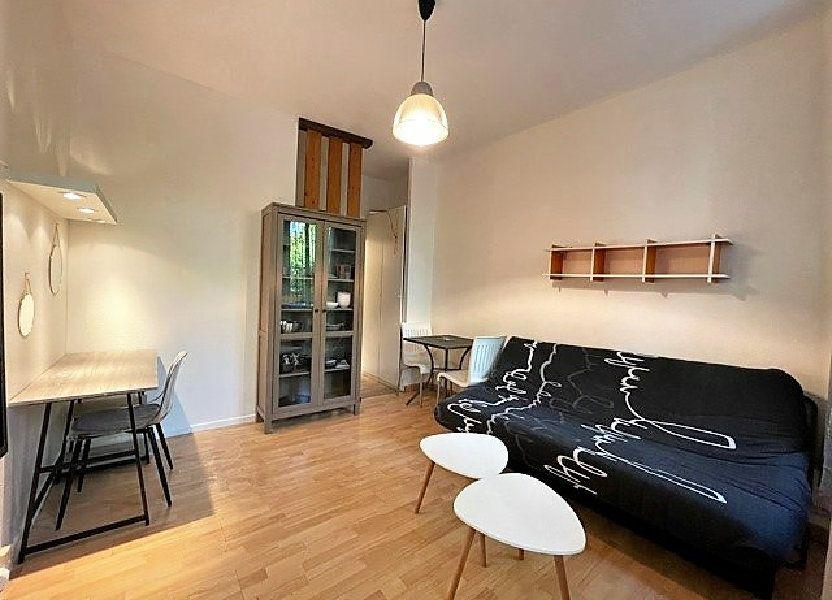 Appartement à louer 16.41m2 à Toulouse