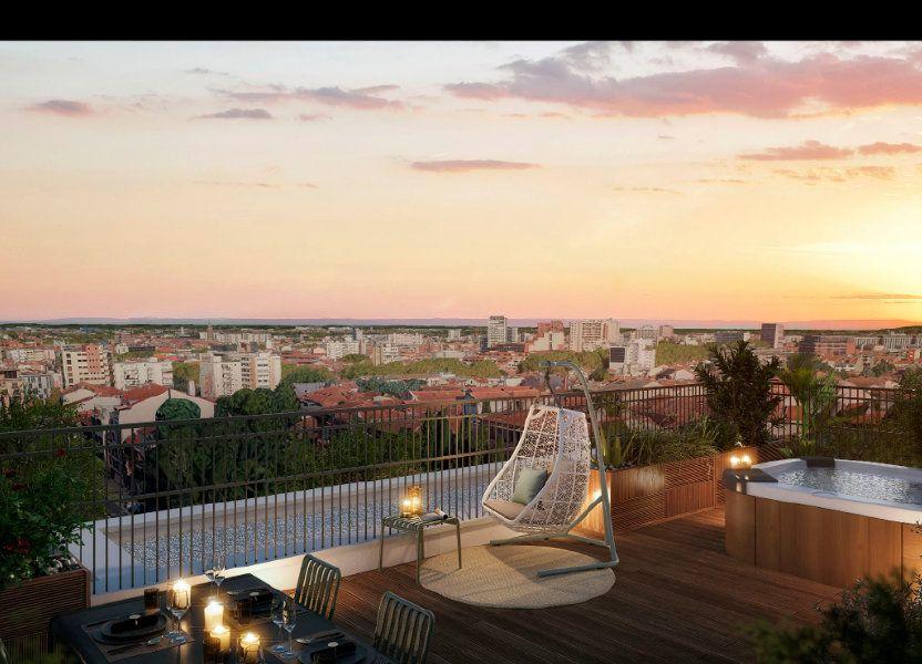 Appartement à vendre 87m2 à Toulouse