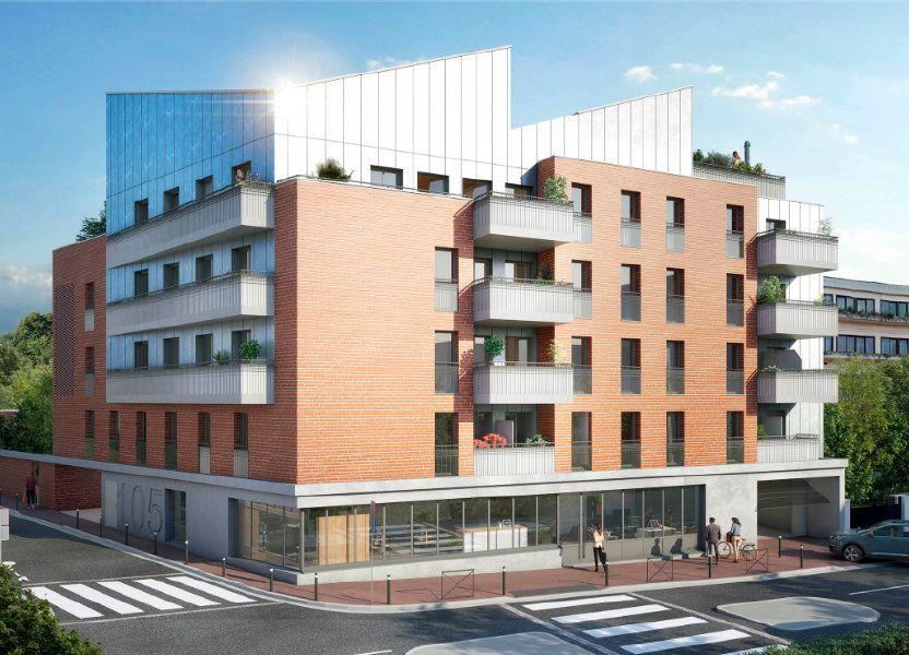 Appartement à vendre 70m2 à Toulouse