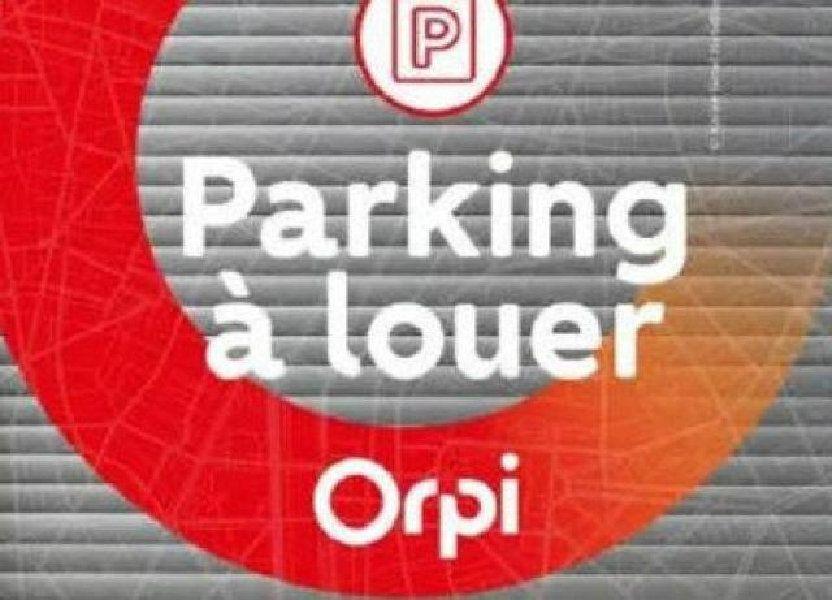 Stationnement à louer 0m2 à Toulouse