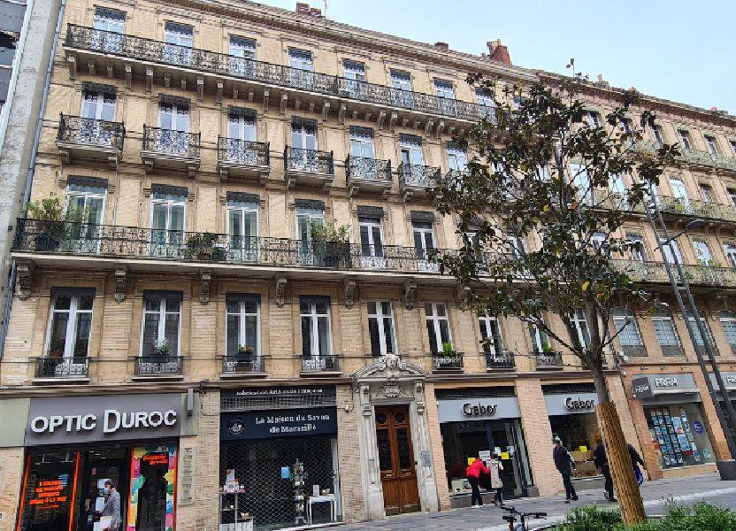 Appartement à vendre 106.7m2 à Toulouse