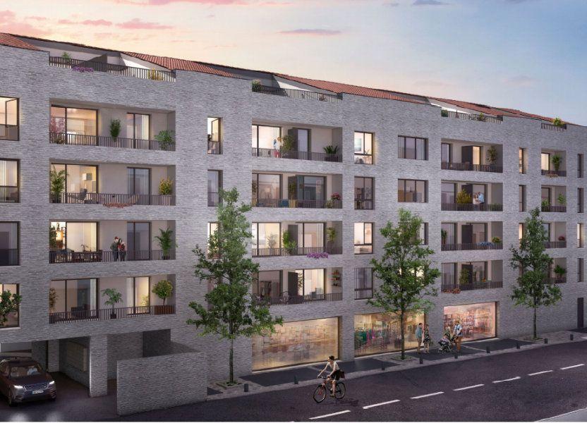 Appartement à vendre 44m2 à Toulouse