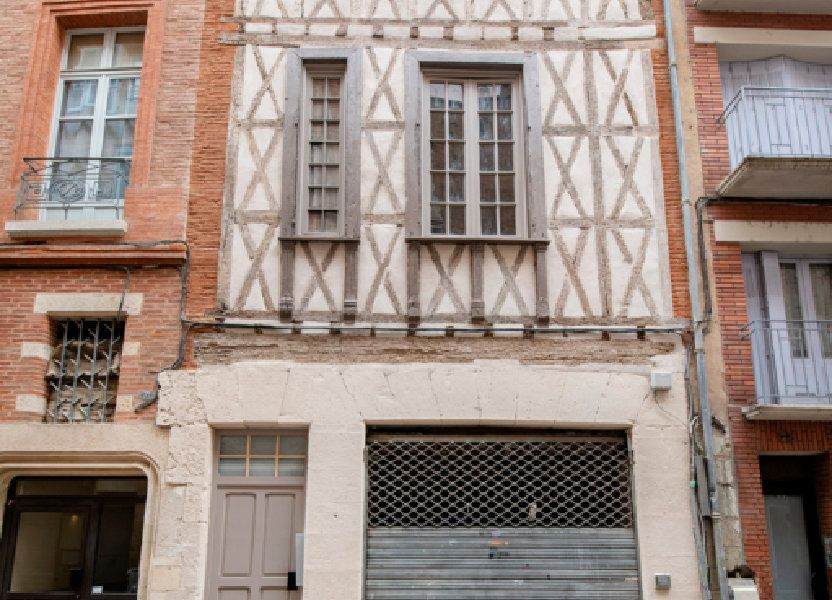 Appartement à vendre 22.75m2 à Toulouse