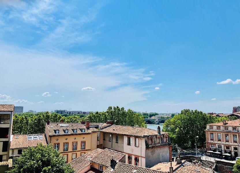 Appartement à vendre 63.17m2 à Toulouse