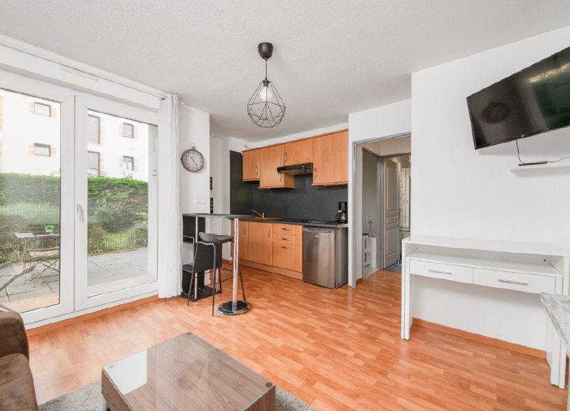 Appartement à vendre 32.54m2 à Toulouse