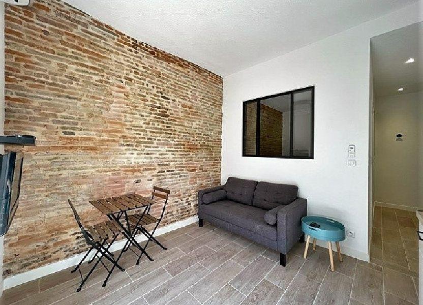 Appartement à louer 23.02m2 à Toulouse