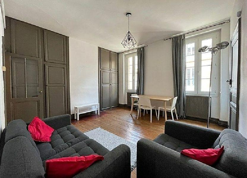 Appartement à louer 45.09m2 à Toulouse