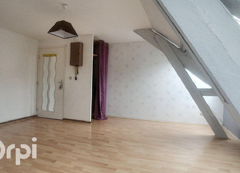 Appartement à louer 32.5m2 à Liancourt