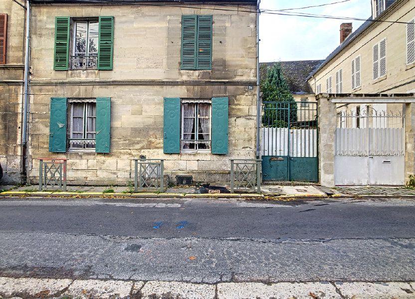 Maison à vendre 106m2 à Mouy