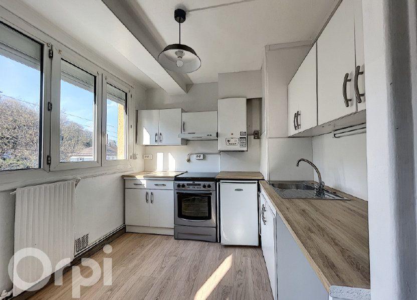 Appartement à vendre 27m2 à Pont-Sainte-Maxence