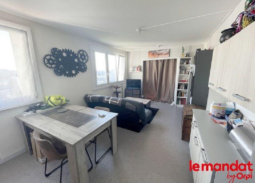 Appartement à vendre 40m2 à Clermont
