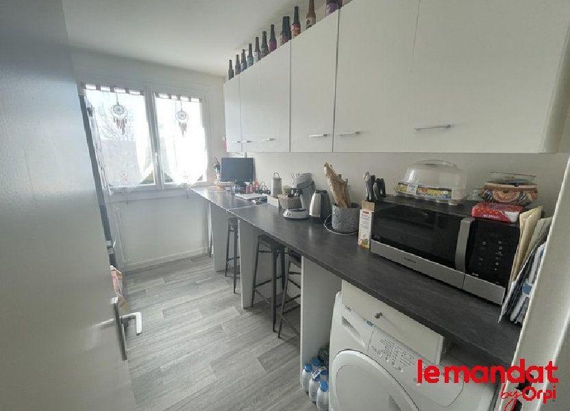 Appartement à vendre 61m2 à Clermont
