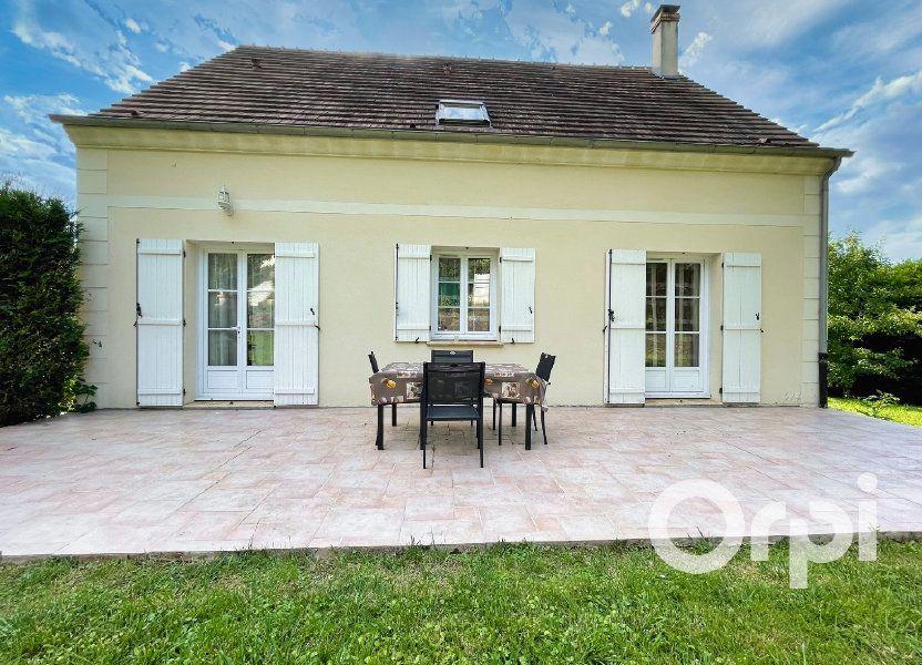 Maison à vendre 141m2 à Bailleval