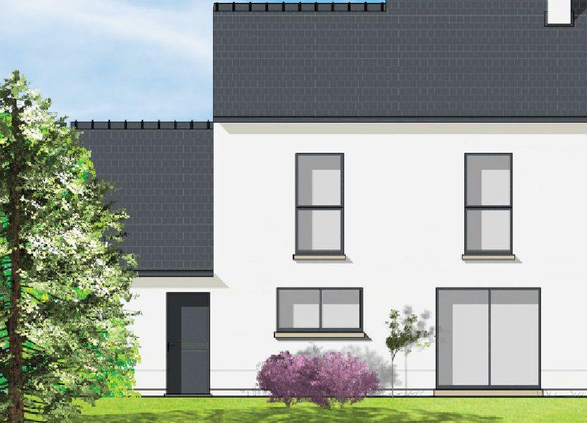 Maison à vendre 104m2 à Le Fay-Saint-Quentin