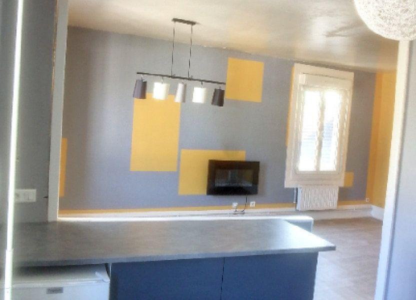 Appartement à louer 71.82m2 à Clermont