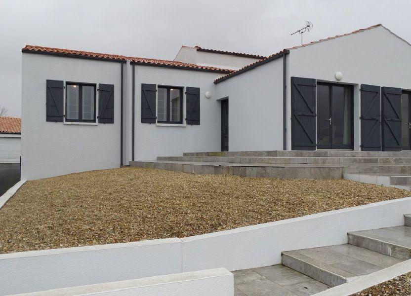 Maison à vendre 210m2 à Châtelaillon-Plage