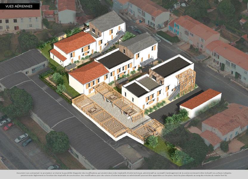 Maison à vendre 64m2 à La Rochelle