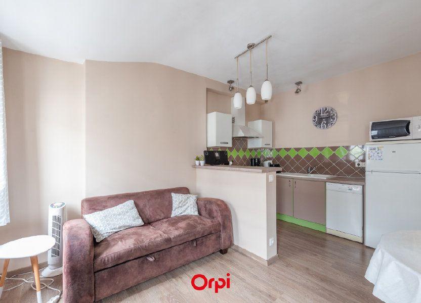 Appartement à vendre 35.78m2 à La Rochelle
