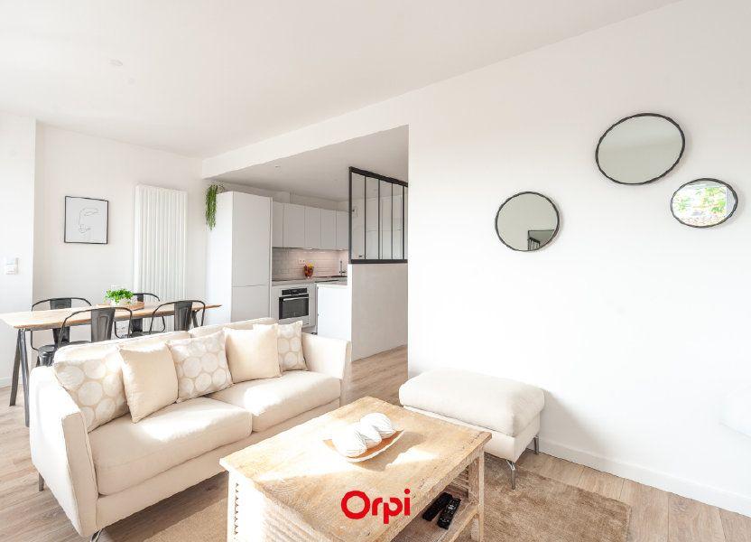 Appartement à vendre 58.35m2 à La Rochelle