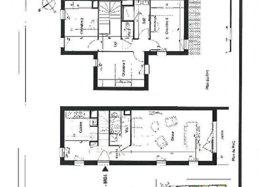 Maison à vendre 95.55m2 à Châtelaillon-Plage