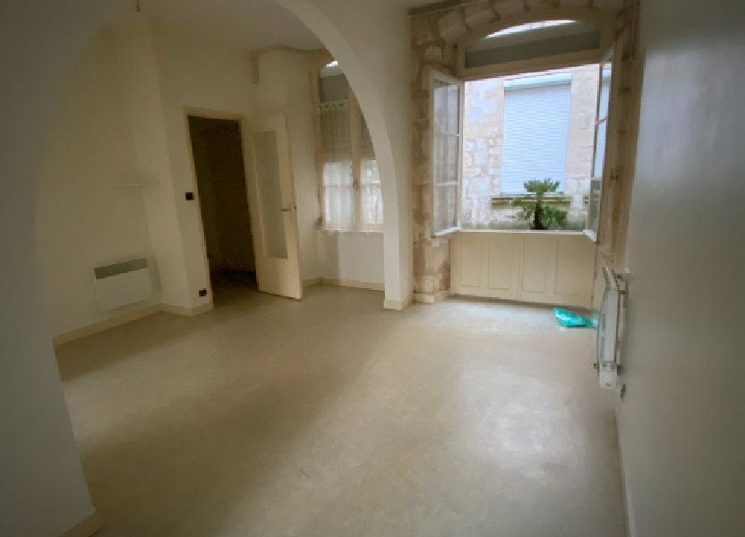 Appartement à louer 37m2 à La Rochelle