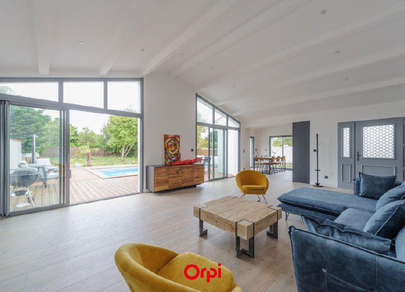 Maison à vendre 200m2 à La Couarde-sur-Mer