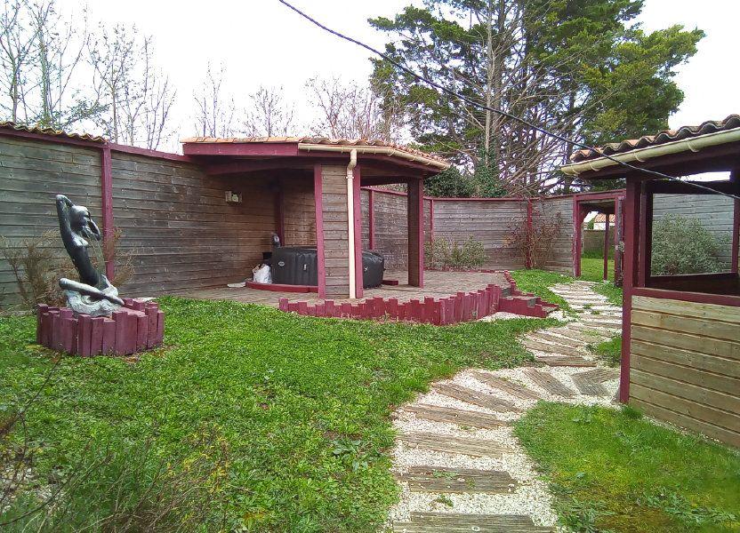 Maison à vendre 173m2 à Saint-Hilaire-la-Palud