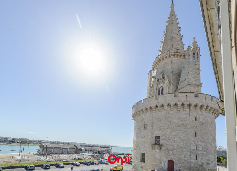 Appartement à vendre 65.78m2 à La Rochelle