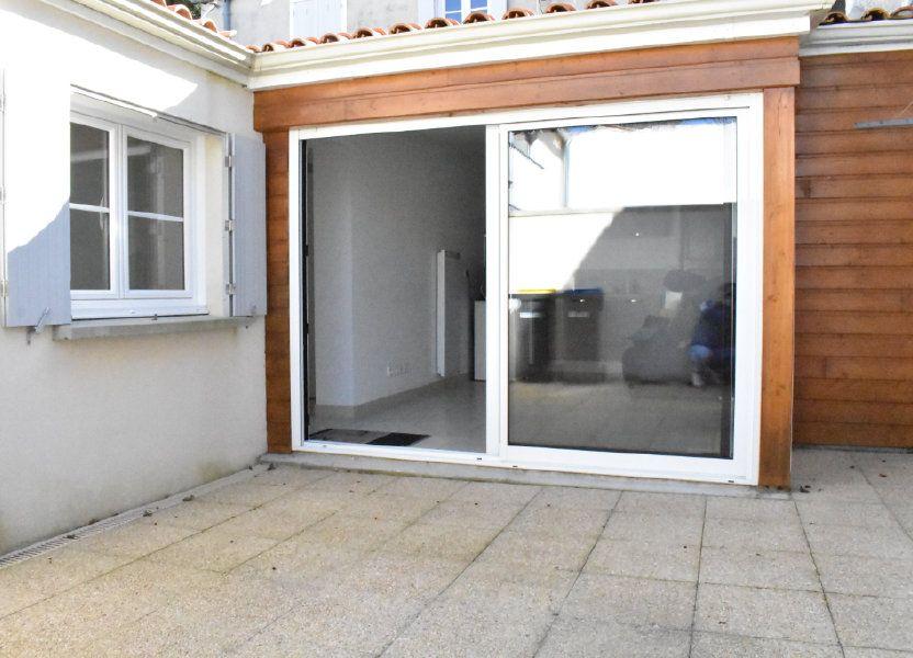 Appartement à louer 57.6m2 à Angoulins