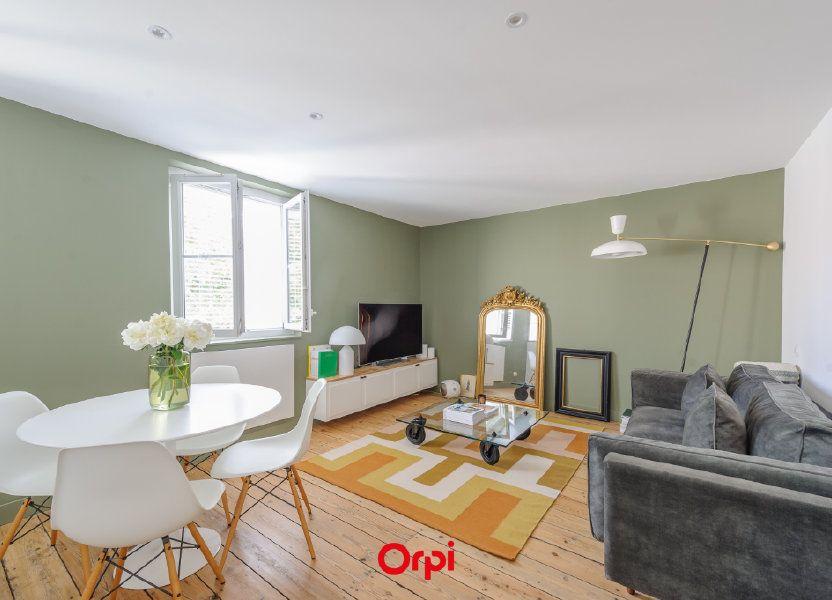 Appartement à vendre 64m2 à La Rochelle