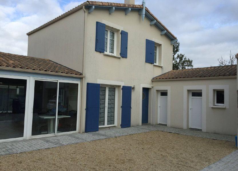 Appartement à louer 30m2 à Angoulins