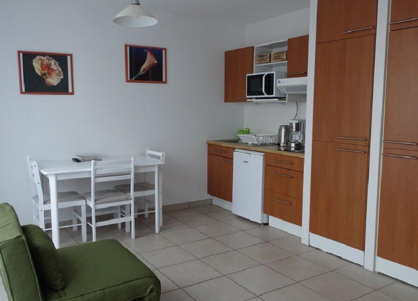 Appartement à louer 26m2 à Châtelaillon-Plage