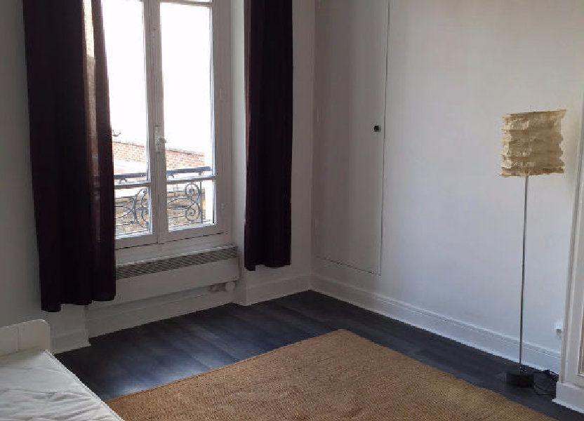 Appartement à louer 23.15m2 à Aubervilliers