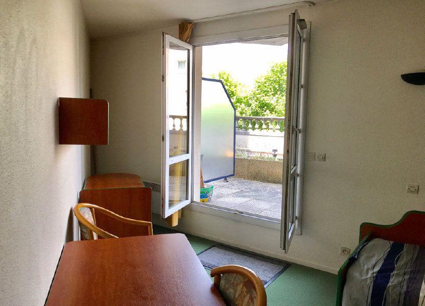 Appartement à louer 18.12m2 à Saint-Denis
