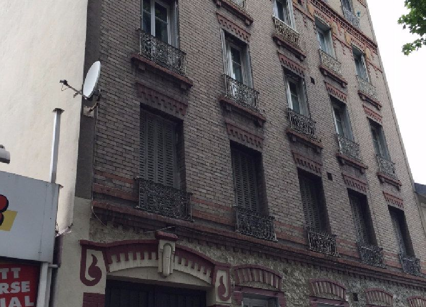 Appartement à louer 20m2 à La Courneuve