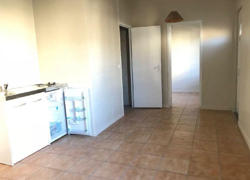Appartement à louer 32.82m2 à Aubervilliers