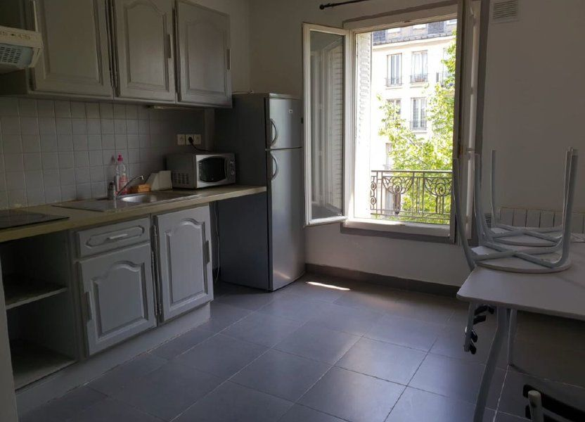 Appartement à louer 27.1m2 à Saint-Denis