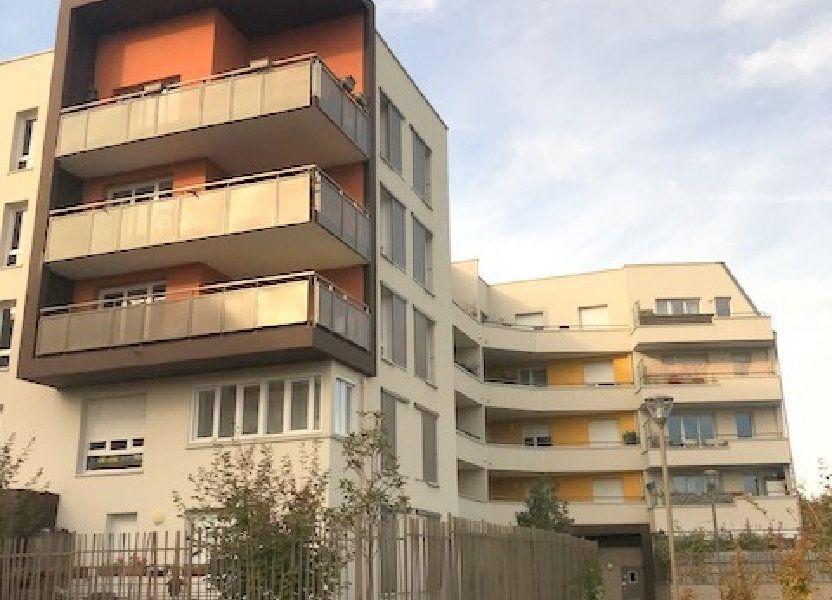Appartement à louer 27m2 à Saint-Denis