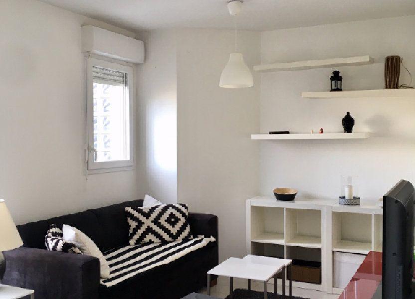 Appartement à louer 38m2 à Saint-Denis