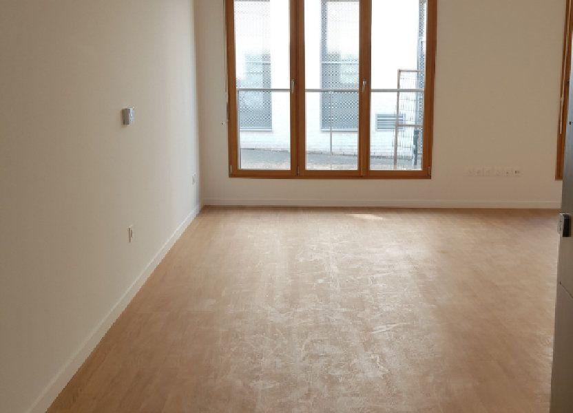 Appartement à louer 33m2 à Saint-Denis