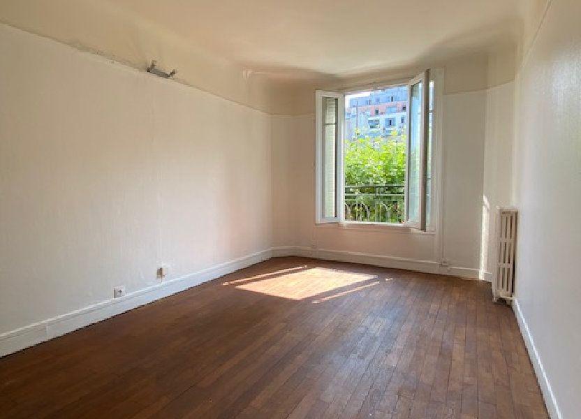 Appartement à louer 43m2 à Aubervilliers
