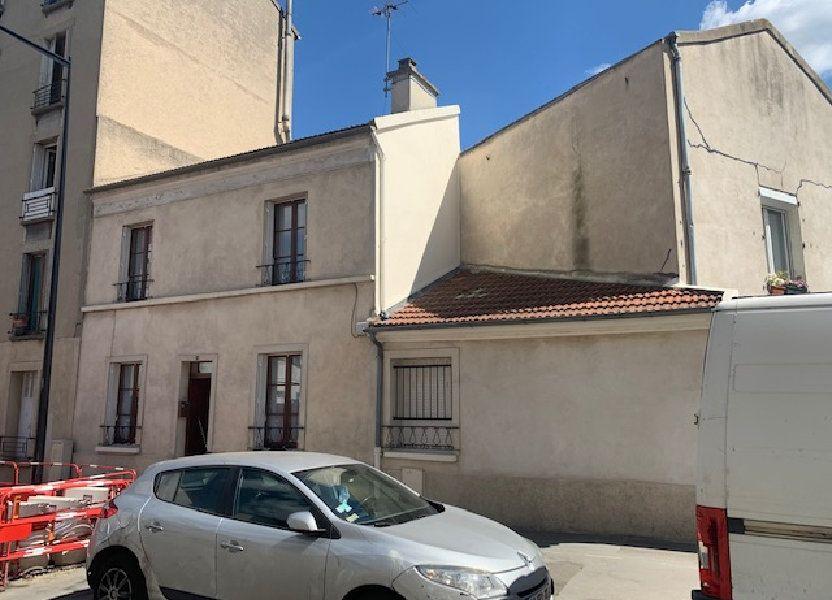Maison à vendre 77m2 à Aubervilliers