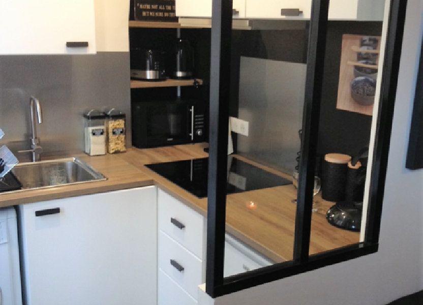 Appartement à louer 31m2 à Aubervilliers