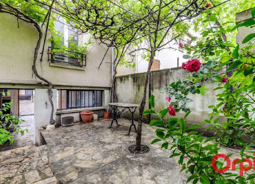 Maison à vendre 164m2 à Aubervilliers