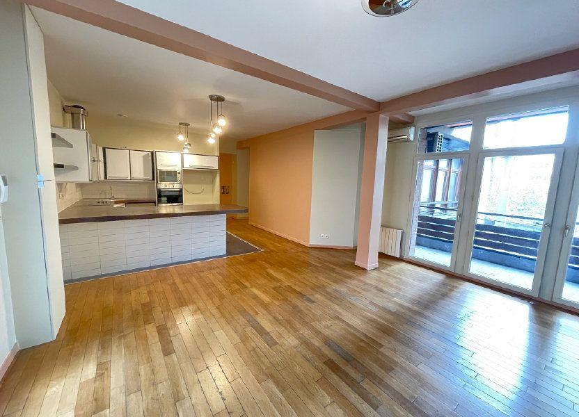 Appartement à vendre 92.86m2 à Saint-Denis