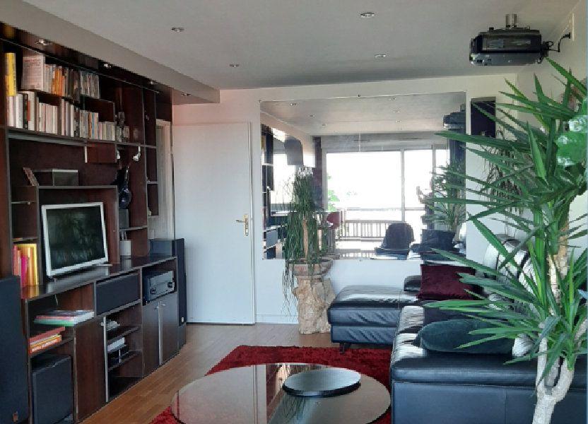Appartement à louer 65m2 à Aubervilliers