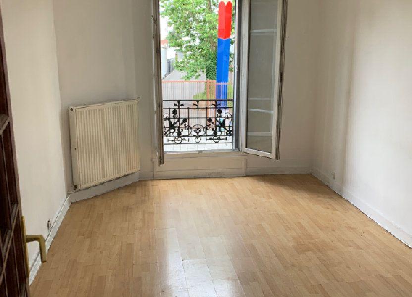Appartement à vendre 50.01m2 à Aubervilliers