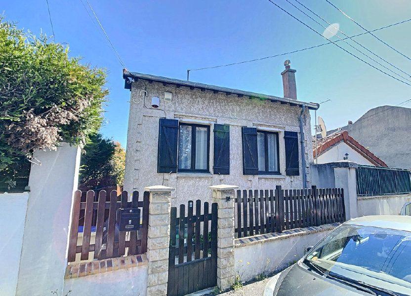 Maison à vendre 75m2 à Épinay-sur-Seine